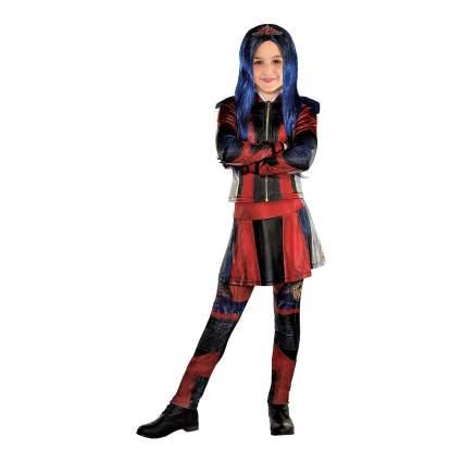 Party City Evie Descendants 3 Deluxe Costume
