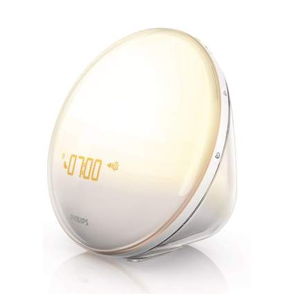 Philips Wake-Up Light Alarm Clock