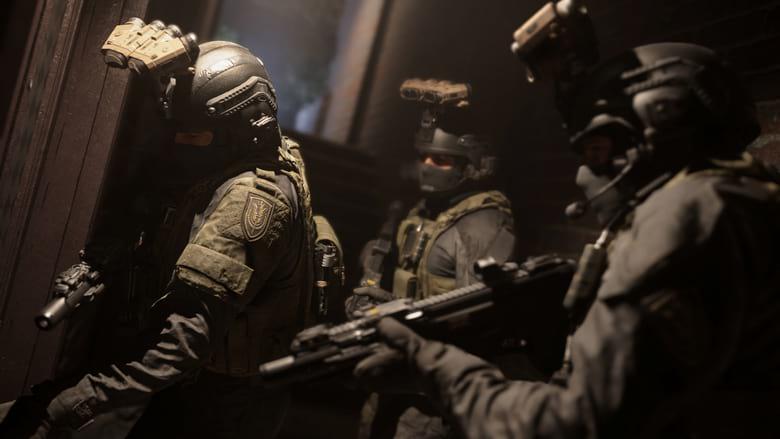 Ping 40 Unique Enemies Modern Warfare