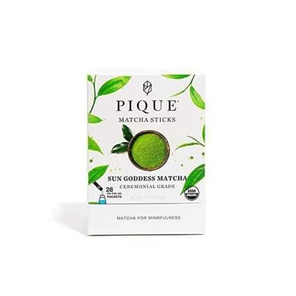 Pique Tea Organic Sun Goddess Matcha Green Tea