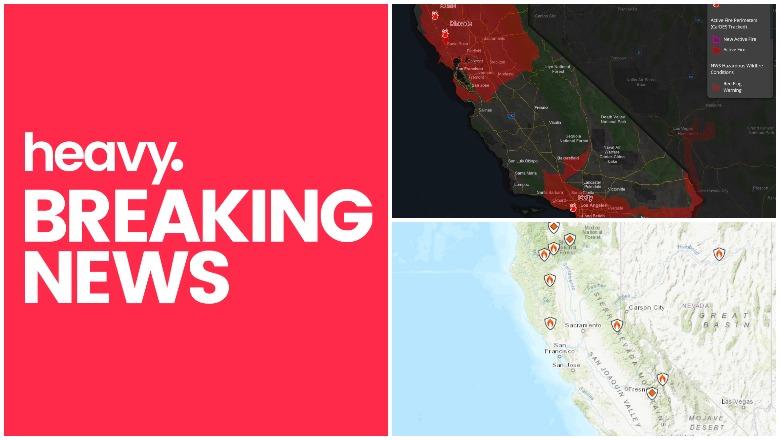 Cal Fire Map Near Me