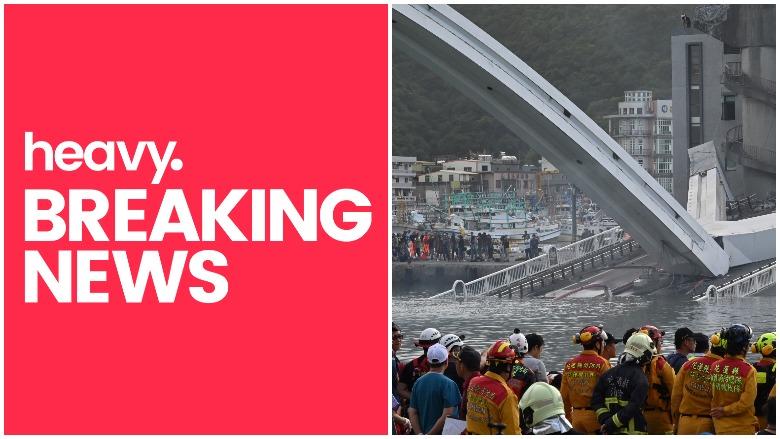 yilan taiwan bridge collapse