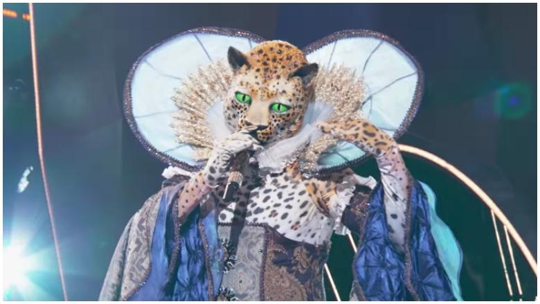 Leopard on The Masked Singer