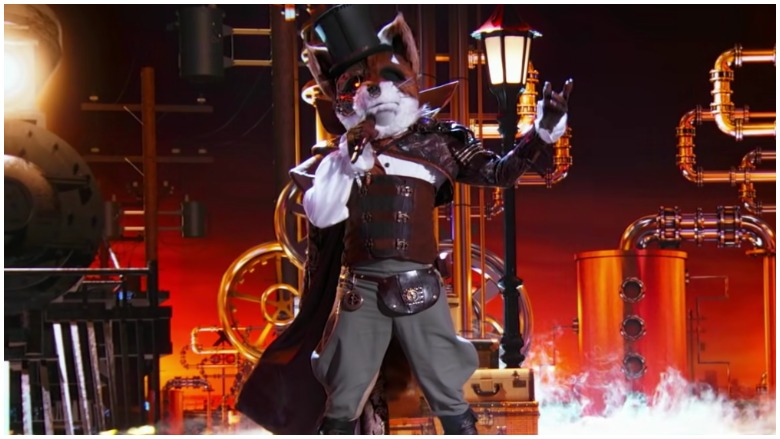 Fox on The Masked Singer