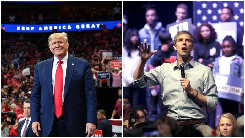 Trump vs Beto