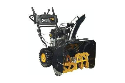 Poulan Pro Two-Stage Gas Electric Start 27-Inch Snow Blower
