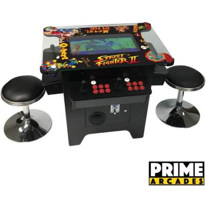 Prime Arcades Cocktail Arcade