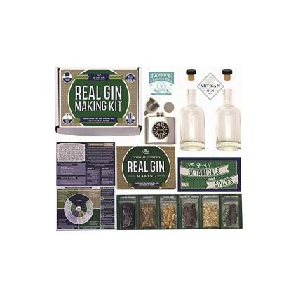 Real Homemade Gin Kit