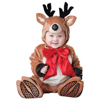 Reindeer Rascal Infant/Toddler Costume