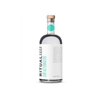 ritual zero proof non alcoholic gin