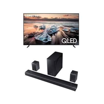 samsung QLED 8K Q900 Series Smart TV