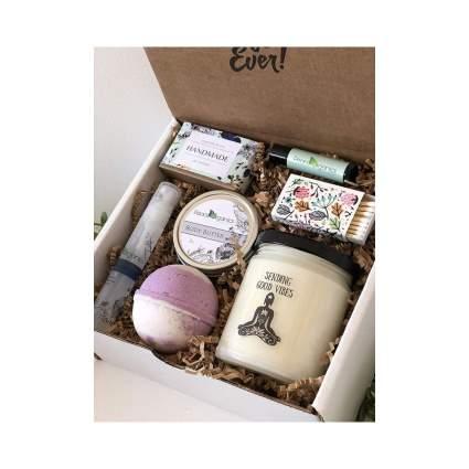 Sending Good Vibes Spa Box