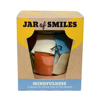Smiles by Julie – Mindfulness Quotations in a Jar