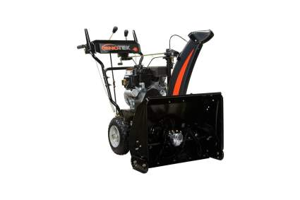 SnoTek Two-Stage Gas Electric Start 24-Inch Snow Blower