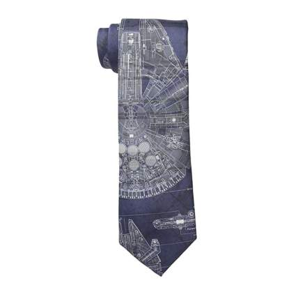 Star Wars Millenium Falcon Tie