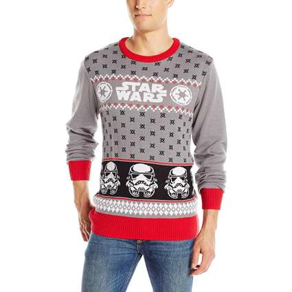 Star Wars Stormtrooper Christmas Sweater