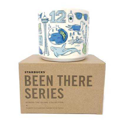 Starbucks Seattle ceramic mug