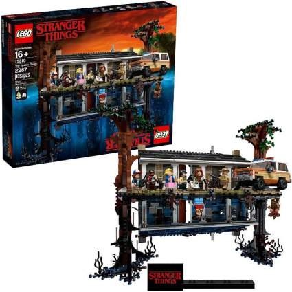 LEGO Stranger Things Set
