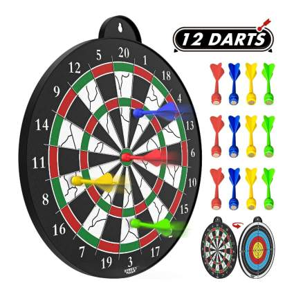 Street Walk Magnetic Dart Board