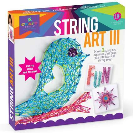 3-Piece String Art Kit