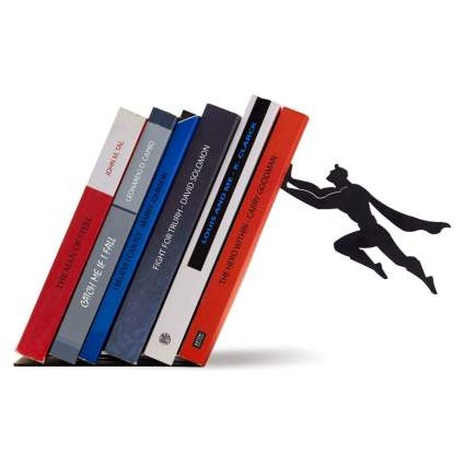 Superhero Book Ends