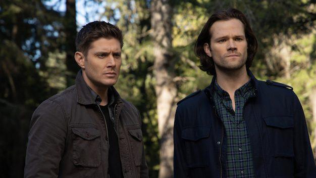 Jensen Ackles and Jared Padalecki star in the 15th season of Supernatural