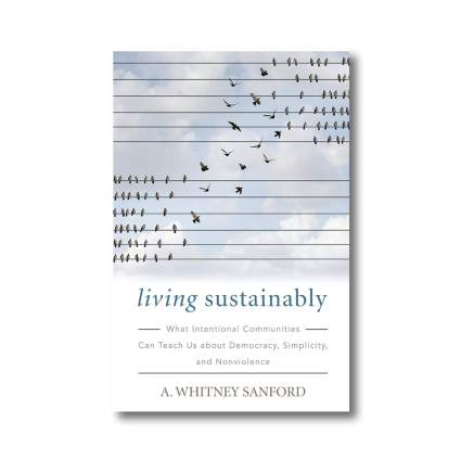 sustainable living book
