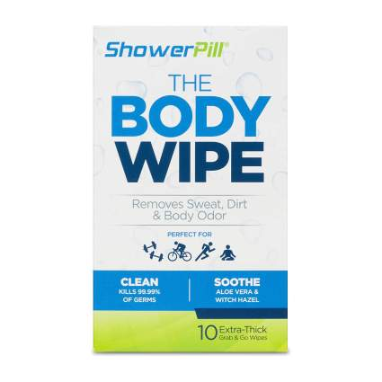 The Body Wipe by ShowerPill