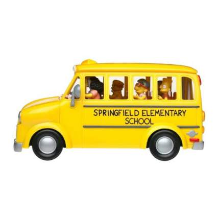 The Simpsons Talking Elementary School Bus