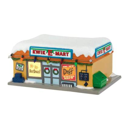 The Simpson's Village Kwik-E-Mart