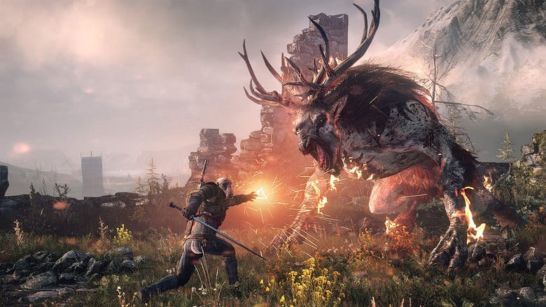 The Witcher 3 Xbox Game Pass