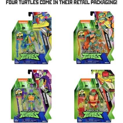 TMNT Four Pack