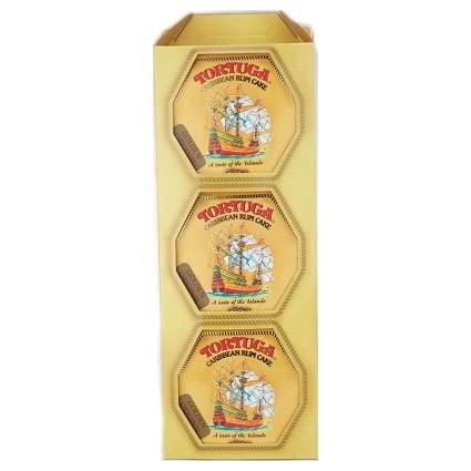 TORTUGA Caribbean Original Rum Cake Gift Set