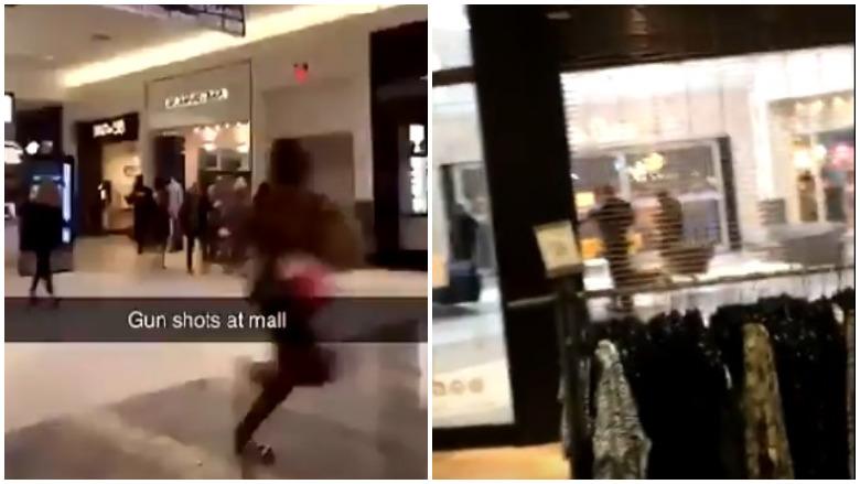 town center mall active shooter