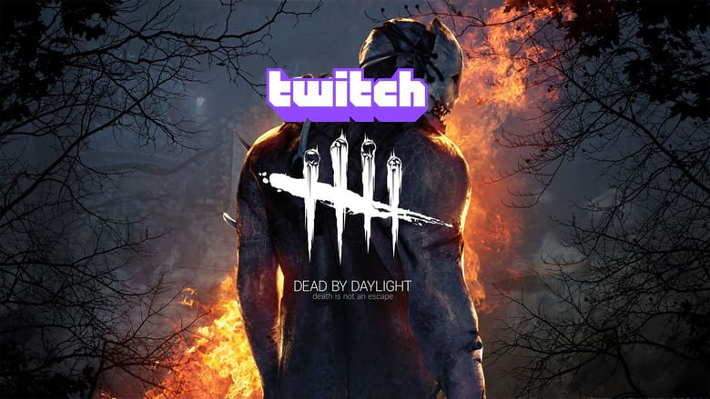 twitch rivals dead by daylight
