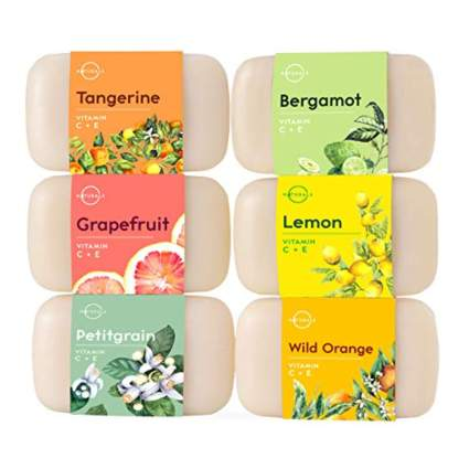 vegan soap set