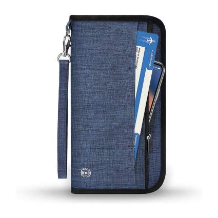 Vemingo RFID-Blocking Family Passport Holder
