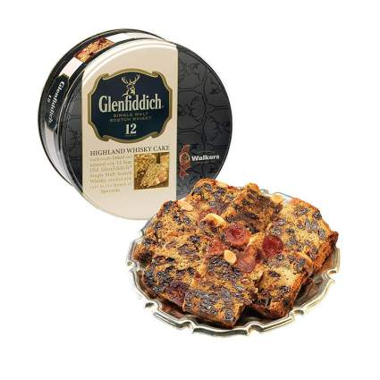 Walkers Shortbread Glenfiddich Highland Whisky Cake