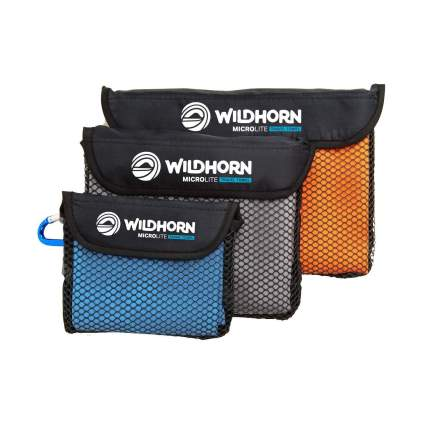 Wildhorn Microlite Travel Towel Set
