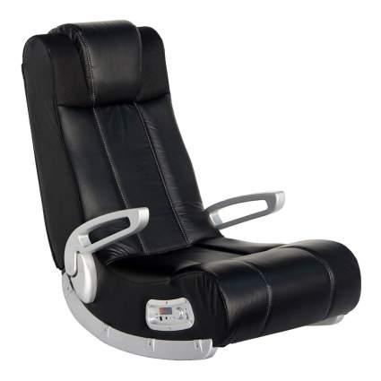 X Rocker Rocking Floor Chair w/Speakers
