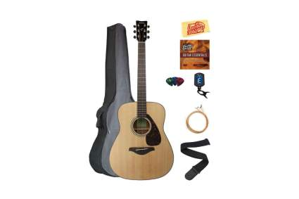 yamaha fg800 acoustic guitar for beginners