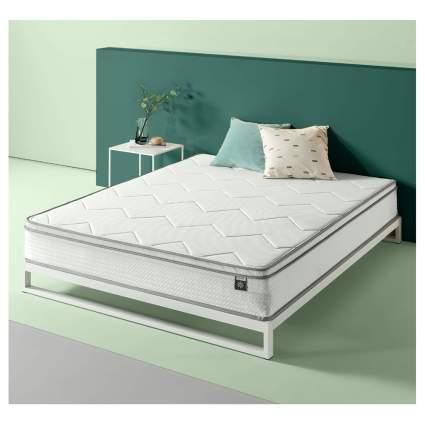 charcoal memory foam mattress