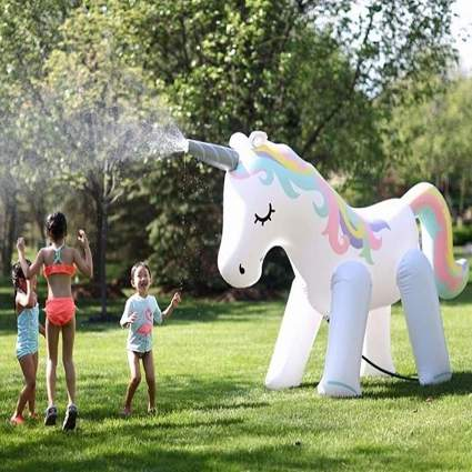 Zoostliss Unicorn Sprinkler