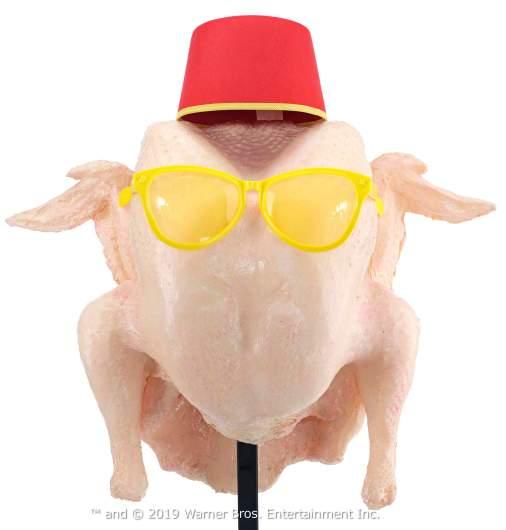Friends Turkey Head