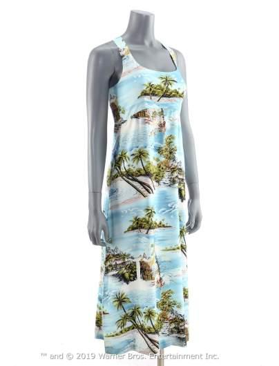 Rachel Green's Hawaiian Dress