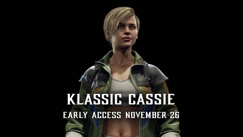 MK 11 Klassic Cassie