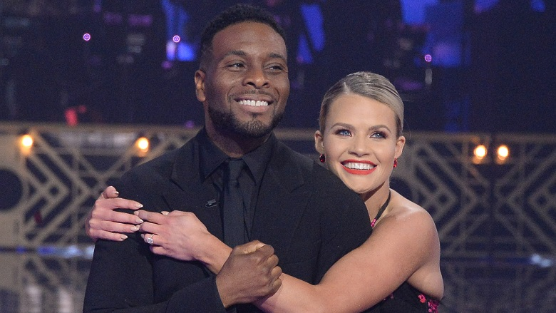 Kel Mitchell and Witney Carson on Dancing With the Stars