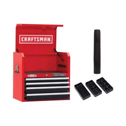 46% Off CRAFTSMAN Tool Chest with Drawer Liner Roll/Tray Set