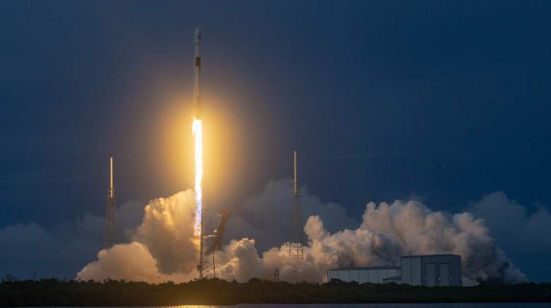 SpaceX AMOS-17