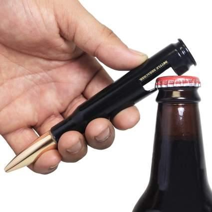 50 Caliber BMG Black Bottle Breacher Bottle Opener